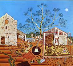 Joan Miro, La Ferme, 1921